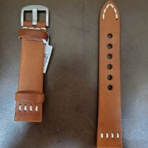 Chestnut Leather Band